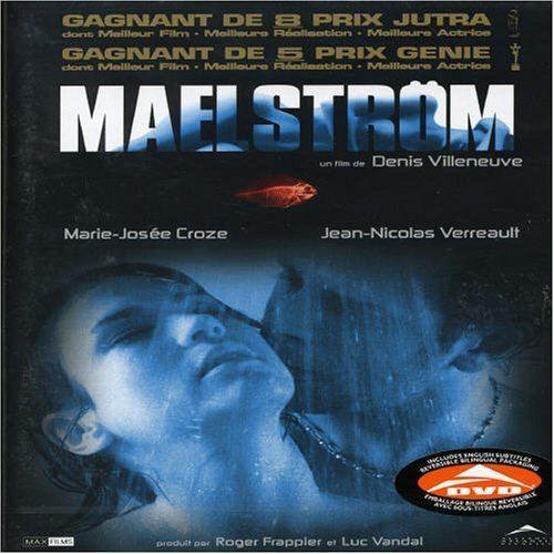 Maelström (film) Maelstrm Amazonca Denis Villeneuve DVD