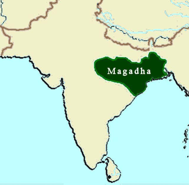 Magadha Magadha Kingdom 600 BCAD 600