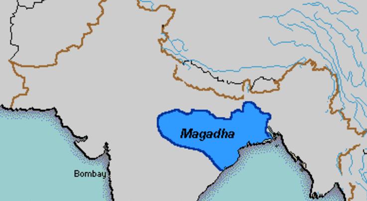 Magadha Magadha Emphire
