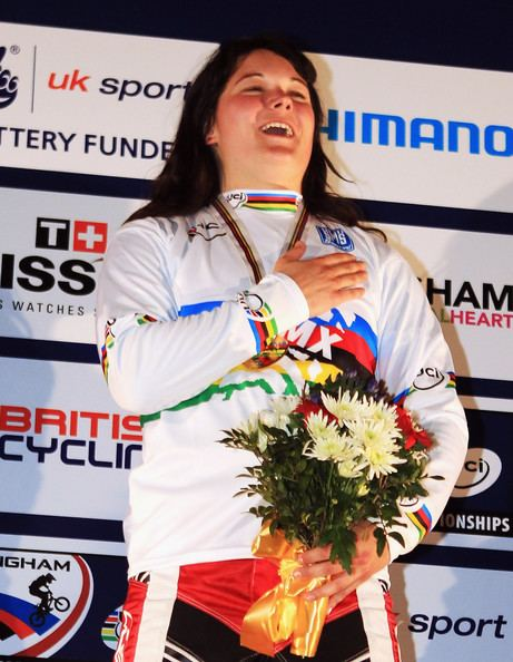 Magalie Pottier Magalie Pottier Photos UCI BMX World Championships Day