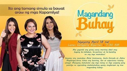 Magandang Buhay Magandang Buhay March 7 2017 Replay Lambingan Orihinal na may Tv