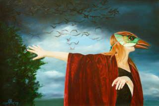 Magda Francot Magda Francot of The Society for Art of Imagination