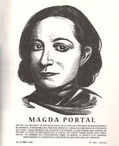 Magda Portal 5 poemas de Una esperanza i el mar de Magda Portal Durazno Sangrando