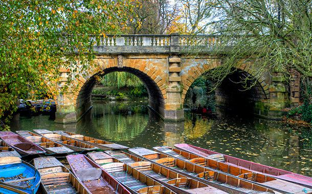Magdalen Bridge Environment Magdalen College Oxford