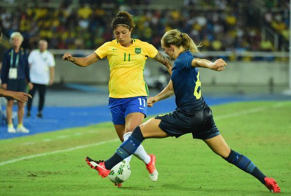 Magdalena Eriksson Magdalena Eriksson Photos Photos Brazil v Sweden Women39s Football