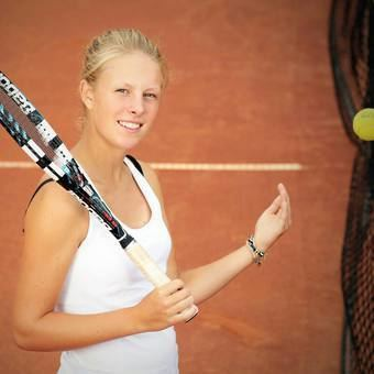 Magdalena Fręch Magdalena Frch Nie wykorzystaam swoich szans Tenis SPORT4FANS