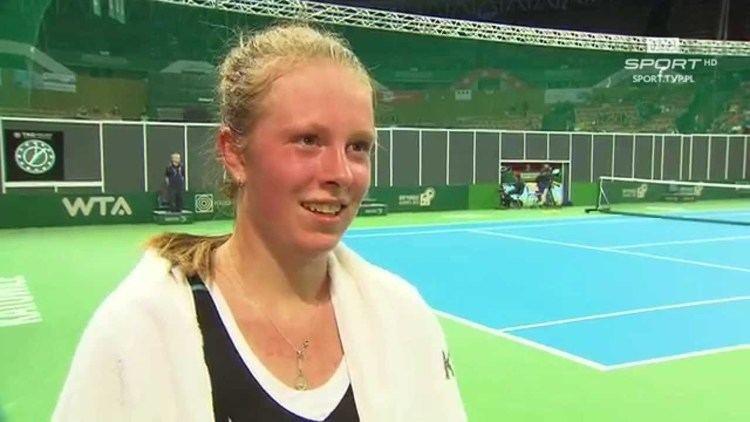 Magdalena Fręch WTA Katowice Magdalena Frch quotDaam z siebie wszystkoquot YouTube