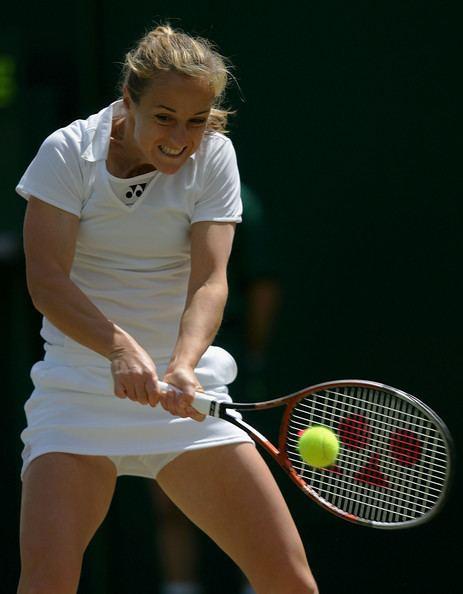 Magdalena Maleeva Magdalena Maleeva Photos Wimbledon Championships Day