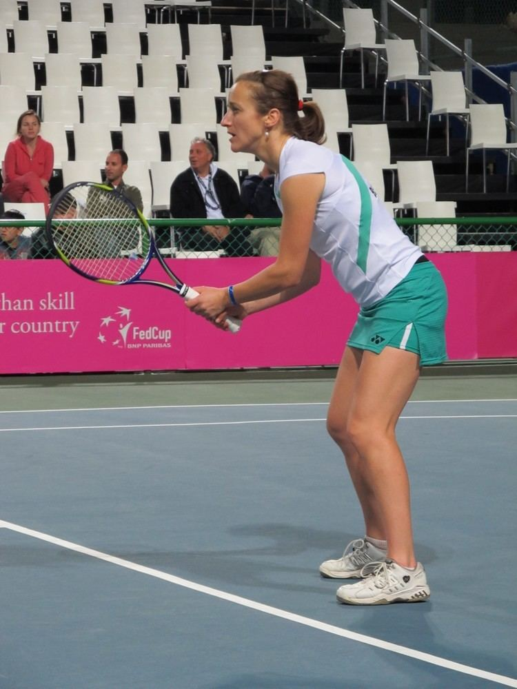 Magdalena Maleeva FileFed Cup Group I 2011 Europe Africa day 3 Magdalena