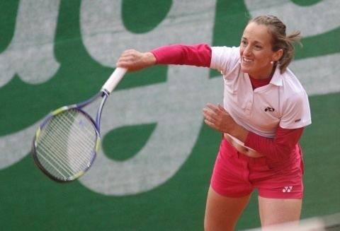 Magdalena Maleeva Magdalena Maleeva Joins Bulgaria39s Tennis Team for Fed Cup