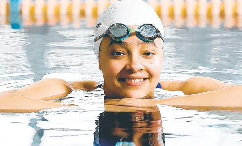 Magdalena Moshi TSA expects the best from Olympicsbound swimmers Sports The
