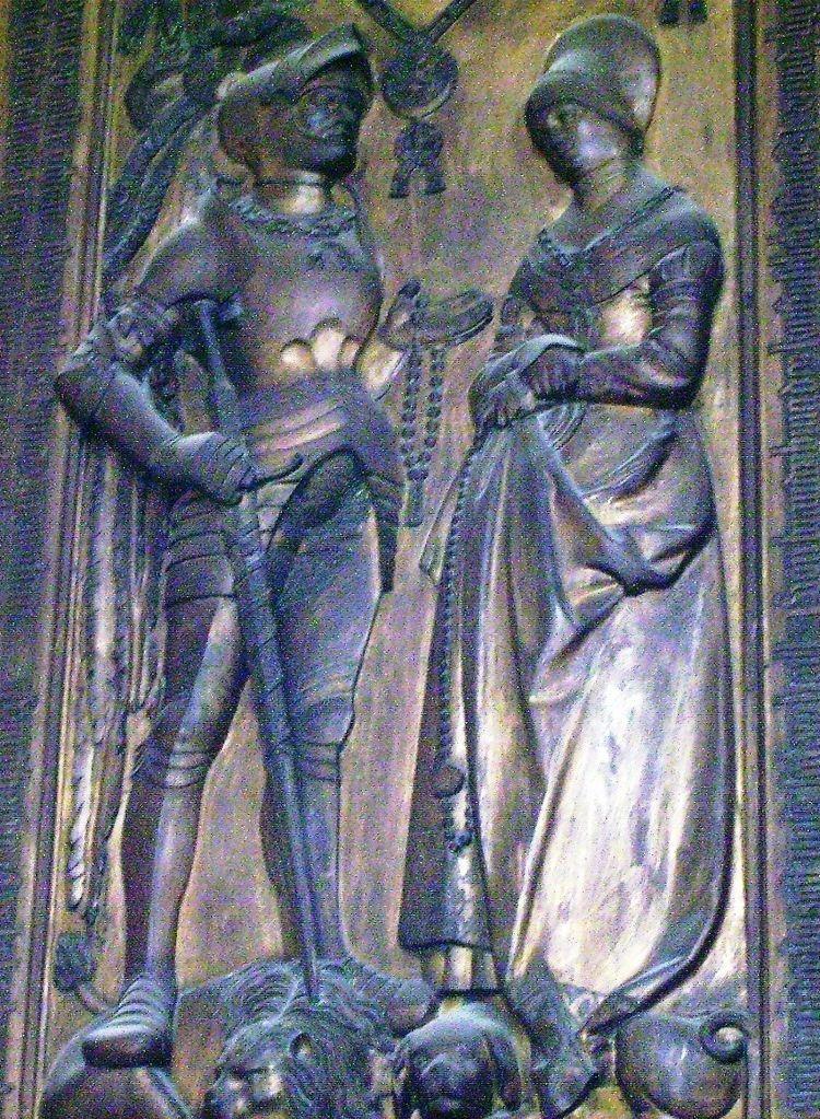 Magdalena of Brandenburg, Countess of Hohenzollern