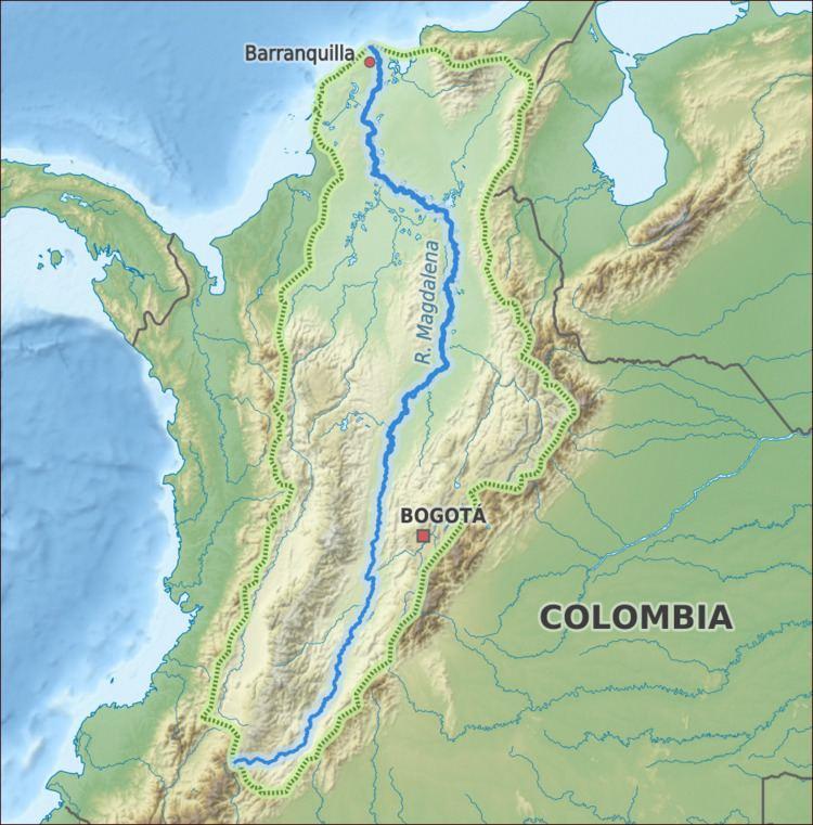 Magdalena River Valley