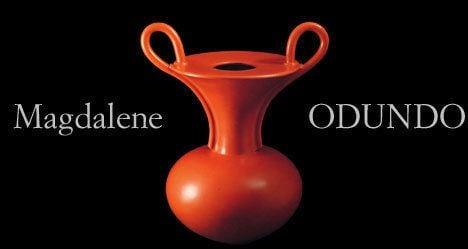 Magdalene Odundo magdeleneodundojpg