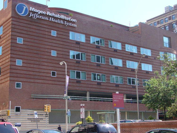 Magee Rehabilitation Hospital