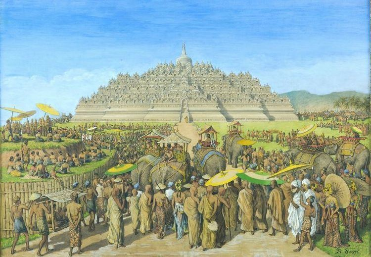 Magelang in the past, History of Magelang