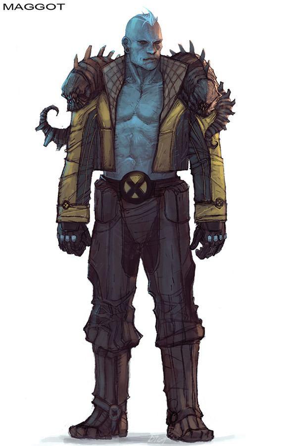 Maggott Maggott Character Comic Vine