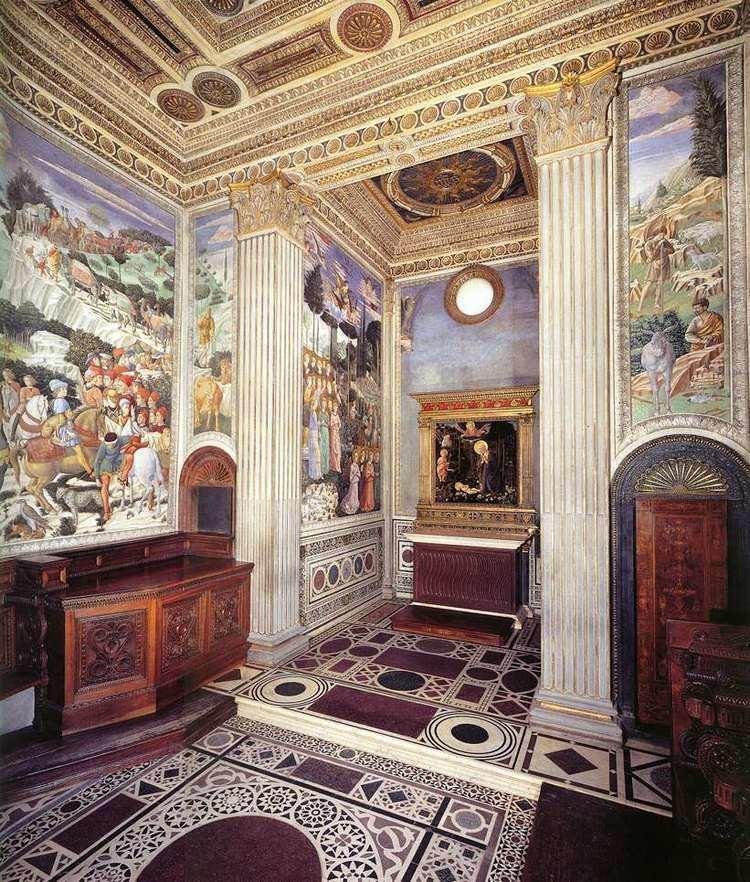 Magi Chapel Reading Renaissance Art Magi Chapel