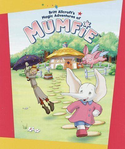 Magic Adventures of Mumfie Magic Adventures of Mumfie Britt Allcroft Ken Edwards