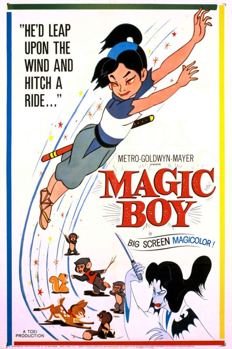 Magic Boy (film) wwwgstaticcomtvthumbmovieposters56455p56455