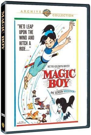 Magic Boy (film) Warner Releases Magic Boy Film on DVD News Anime News Network