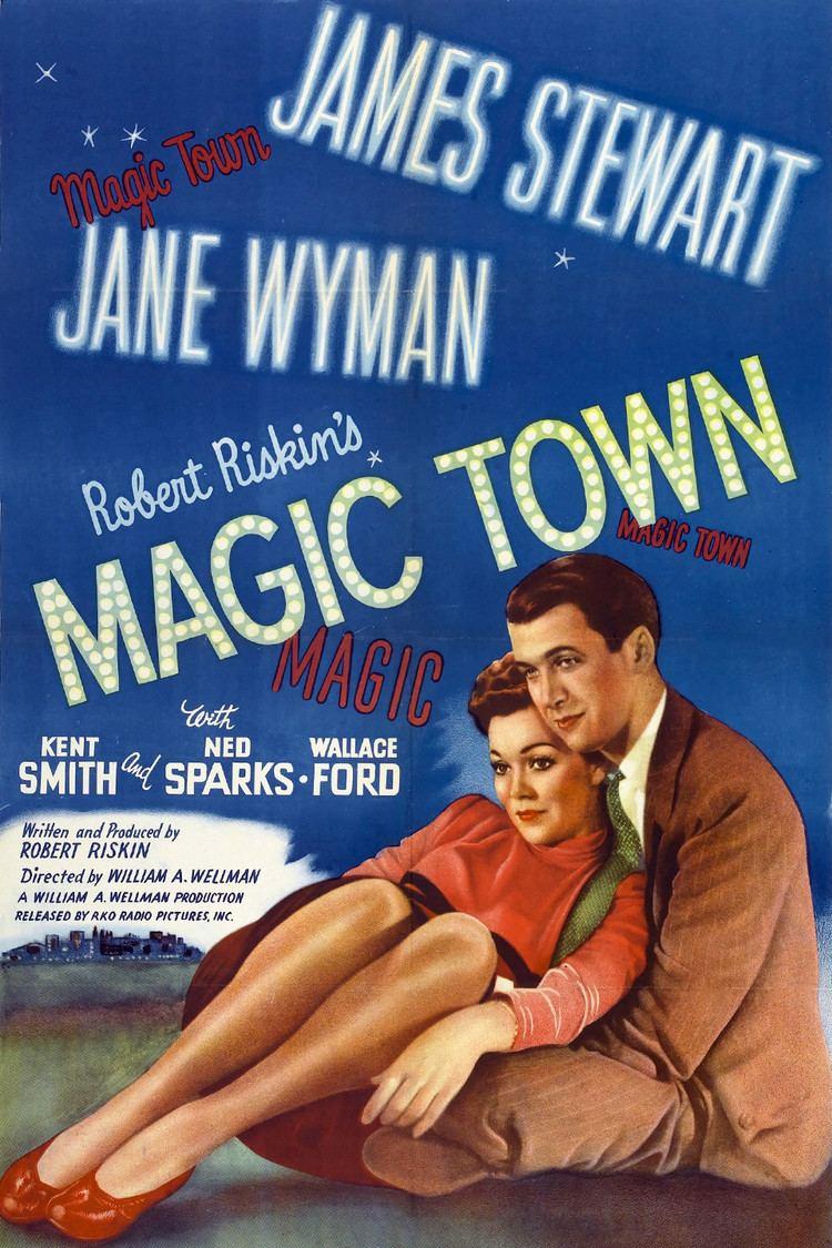 Magic Town wwwgstaticcomtvthumbmovieposters2788p2788p