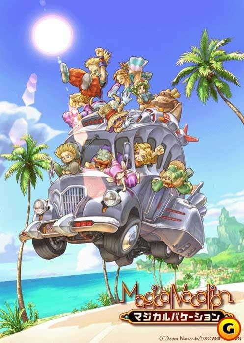 Magical Vacation Magical Vacation Video Game TV Tropes