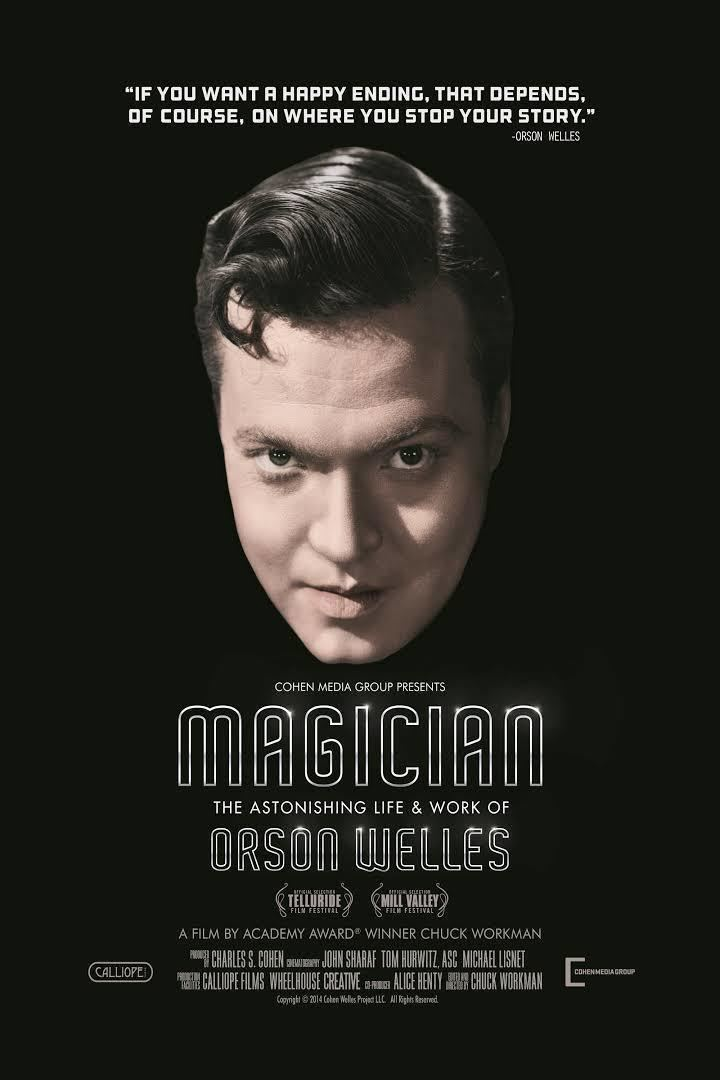 Magician: The Astonishing Life and Work of Orson Welles t0gstaticcomimagesqtbnANd9GcQ55ZTAb0baJpNuS