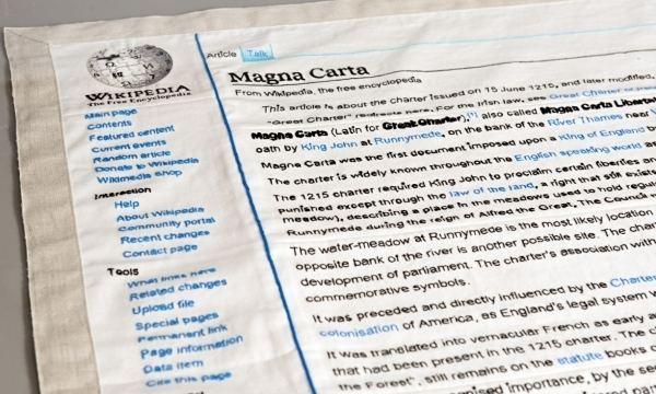 Magna Carta (An Embroidery) wwwrsaoxacukimagesmademediaimagesDetailf