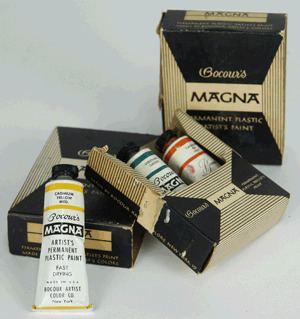 Magna (paint)