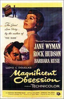 Magnificent Obsession (1954 film) Magnificent Obsession 1954 film Wikipedia