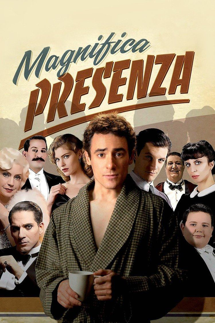 Magnificent Presence wwwgstaticcomtvthumbmovieposters9290599p929