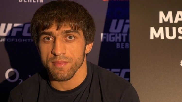 Magomed Mustafaev UFC Berlin Magomed Mustafaev PreFight Interview YouTube