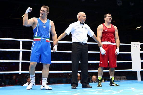 Magomedrasul Majidov Magomedrasul Medzhidov Photos Photos Olympics Day 14 Boxing Zimbio
