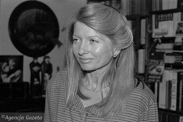 Malgorzata Niezabitowska Zdjcie nr 5 w galerii Niezabitowska w TOK FM Z