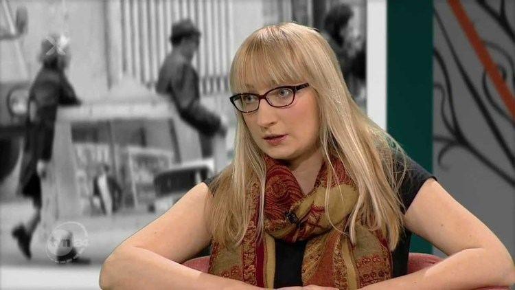 Małgorzata Rejmer Magorzata Rejmer cig dalszy rozmowy Xigarni cz II YouTube