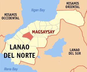 Magsaysay, Lanao del Norte