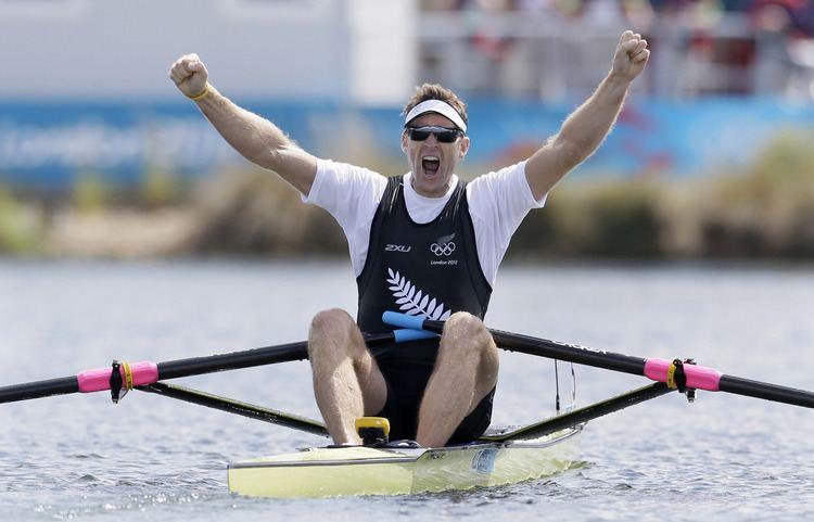 Mahé Drysdale Mahe Drysdale New Zealand Olympic Team
