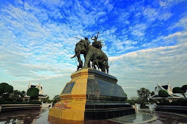 Maha Chakkraphat King Maha Chakkraphat Sirinyas Thailand