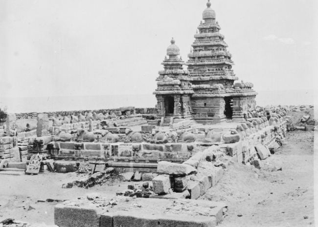 Mahabalipuram in the past, History of Mahabalipuram