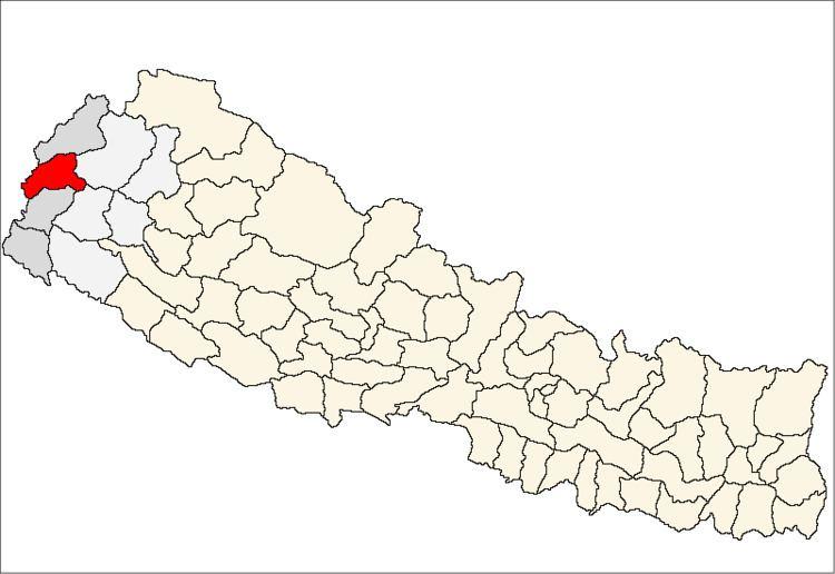 Mahadevsthan, Mahakali