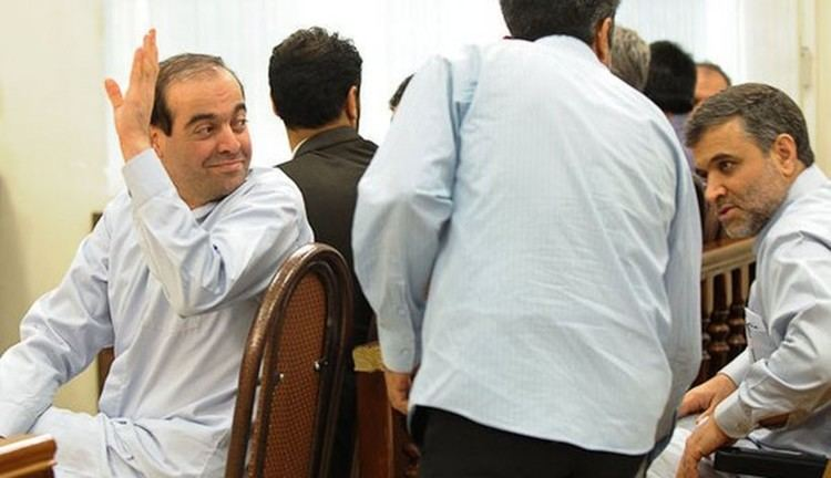Mahafarid Amir Khosravi Iran businessman hanged for embezzlement AlMonitor the