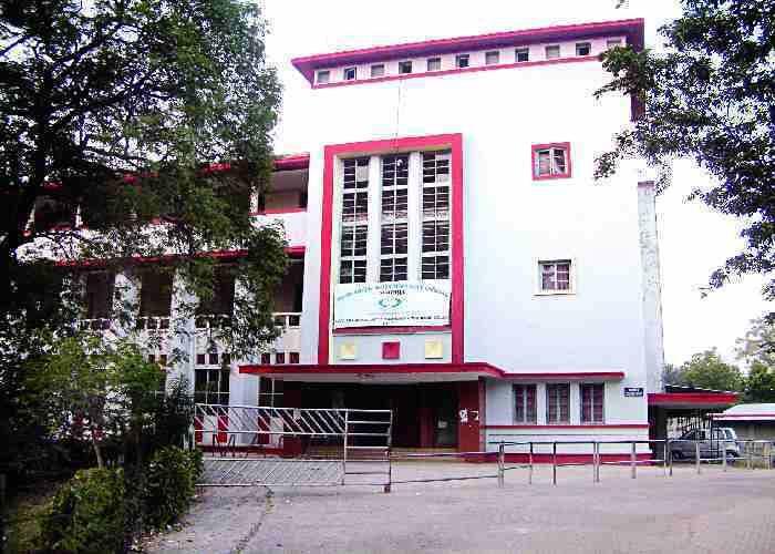 Mahakoshal Hitech online exam center takes shape in college Mahakoshal