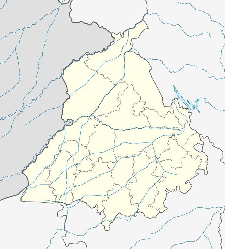 Mahal, Punjab