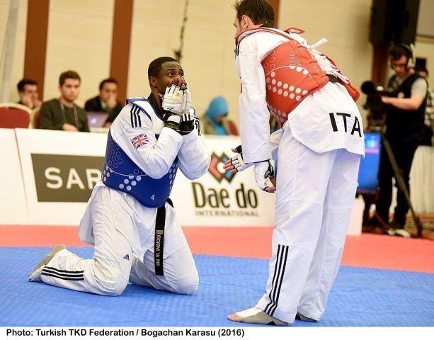 Mahama Cho CHO Mahama Taekwondo Data