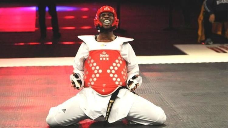 Mahama Cho World Taekwondo Grand Prix British fighter Mahama Cho wins BBC Sport