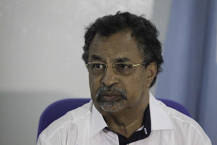 Mahamat Saleh Annadif
