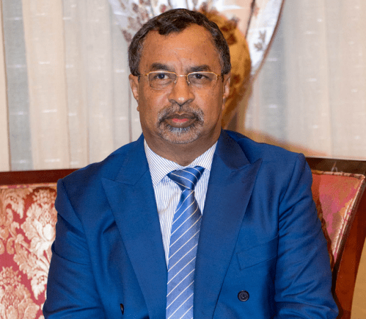 Mahamat Saleh Annadif Mali Mahamat Saleh Annadif face la presse Des retards