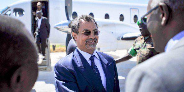 Mahamat Saleh Annadif Tchad Mahamat Saleh Annadif le diplomate toutterrain pressenti
