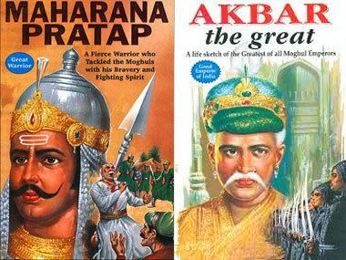 Maharana Pratap Dear Mr Rajnath Singh Its Akbar who makes Maharana Pratap great